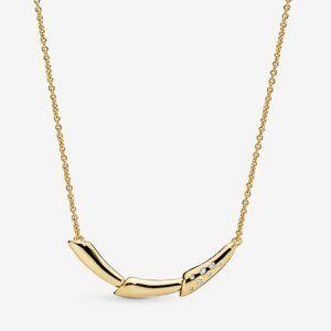 ❣️Pandora  Flower Stem Necklace